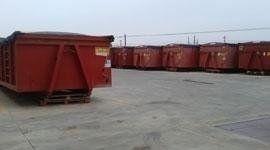 Container per i rifiuti