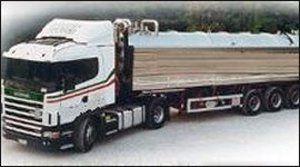 cisterna per trasporto carburante