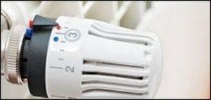 manopola per regolare temperatura termosifone