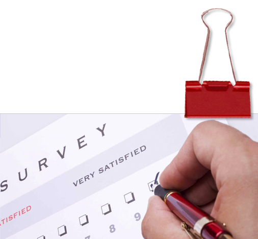 Documenting your surveys