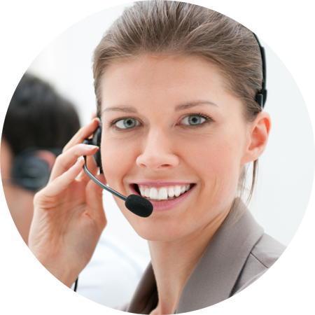 AnswerOne's live receptionists