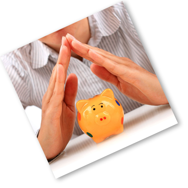 Three ways to save money