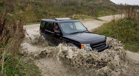 top-notch Land Rover parts