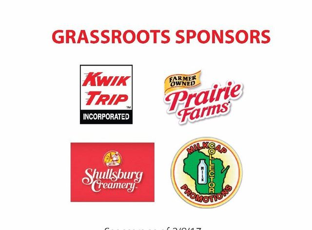 Grass Roots Sponsors
