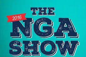 NGA Show logo