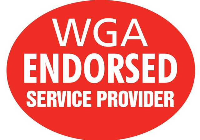 WGA Endorsed Provider Logo