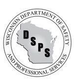 WI Dept. of Safety/Professional Services Logo
