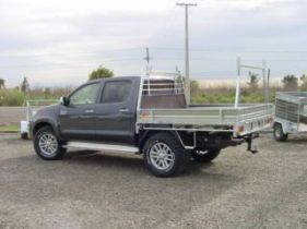 Double Cab Deck
