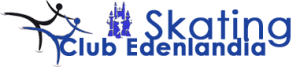 SKATING CLUB EDENLANDIA - LOGO
