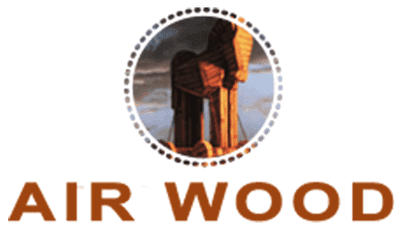 AIR WOOD - logo