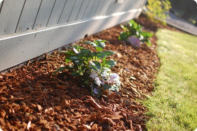 Beauty Bark And Mulch Landscaping