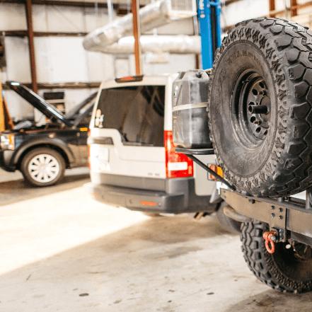 Land Rover Repair Wilmington, NC