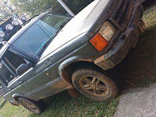 Land Rover Repair Myrtle Beach, SC