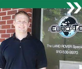 Land Rover Repair Raleigh, NC