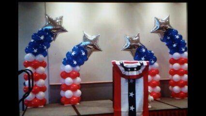 USA Flag Party Supplies In Philadelphia PA