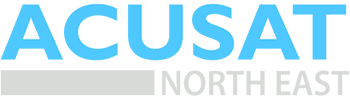 Acusat North  East Company Logo