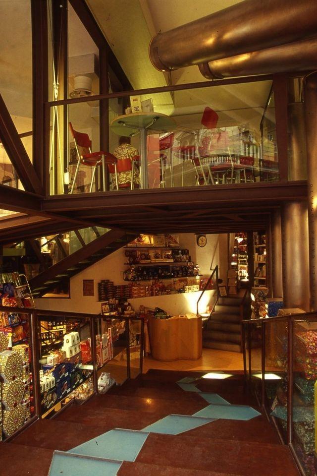 interno di un bar