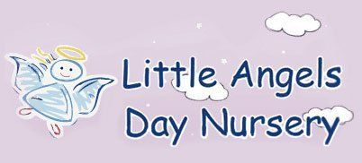 Little Angels Day Nursery Logo