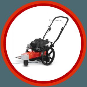 lawn clearance equipment