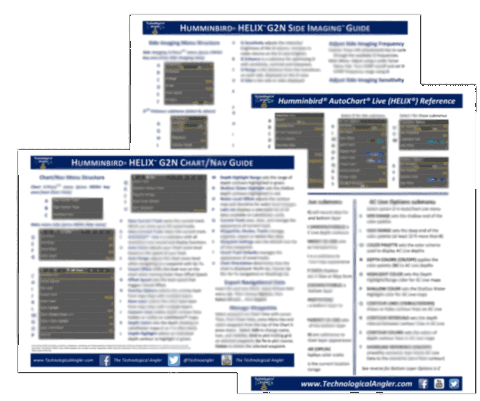 Angler's Guide to Sonar Interpretation