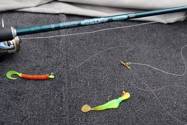 The Dubuque Rig for River Walleye Fishing
