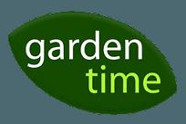 Garden time company logo