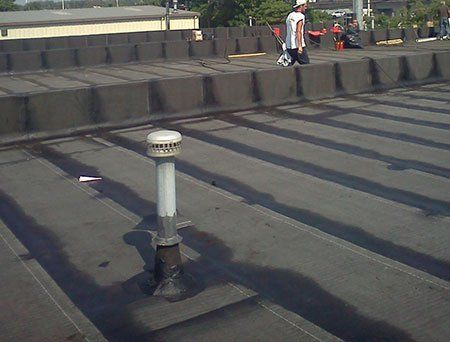 Griffin Bros Commercial Flat Roofing Flat Roof Repair