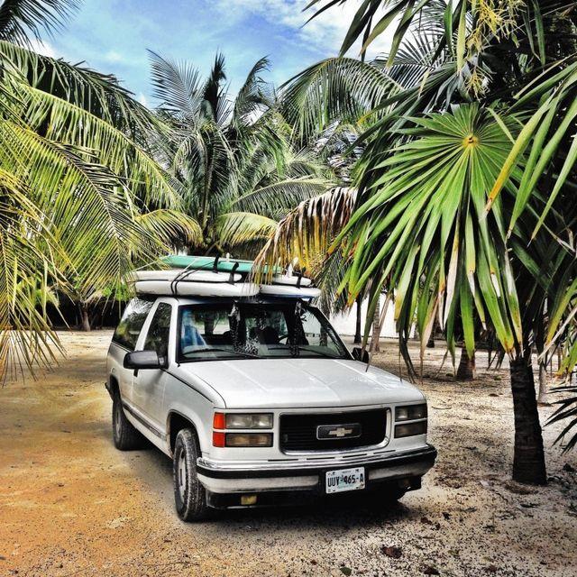 SUP rentals in Tulum Mayan Riviera Mexico