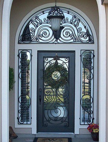 Seeing Is Believing So View Our Iron Doors Gallery To See What We Can Do