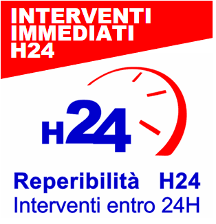 interventi immediati H24