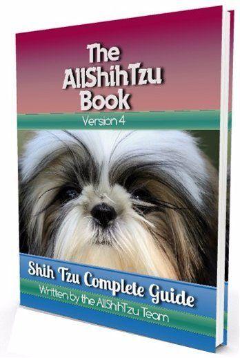 Shih Tzu eBook