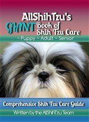 Shih Tzu care book icon