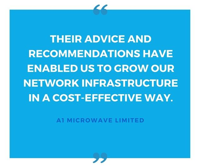 network infrastructure review