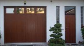 porte in legno, portoni finto legno, porte garage in pvc