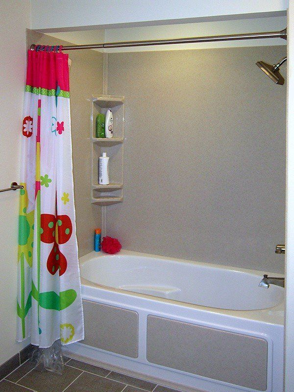 Bathtub and shower replacements