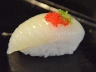 sushi al calamaro