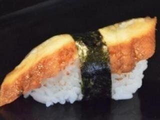sushi di anguilla