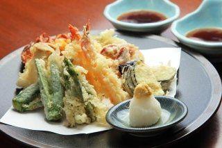mix di tempura