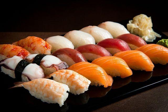 sushi mix (nigiri)