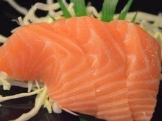 del salmone