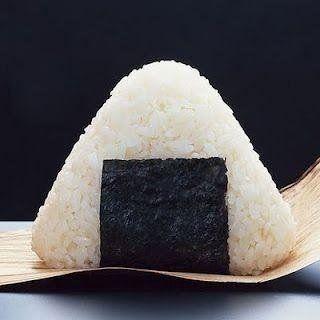 un sushi con alga