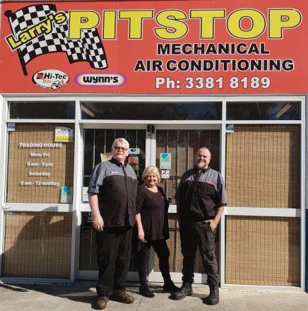 Larry's Pitstop Air Conditioning & Mechanical Repairs | Goodna and