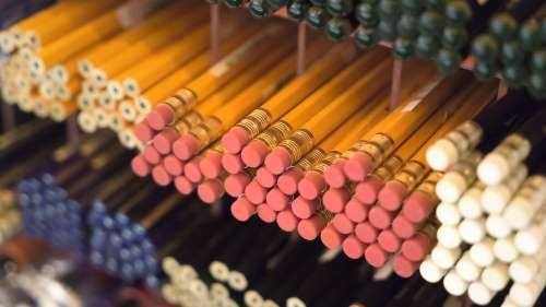 Qualsiasi tipo di matita che necessita, lo abbiamo