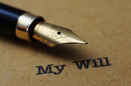 Solicitors for will and power of attorney
