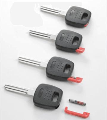 4 chiavi auto