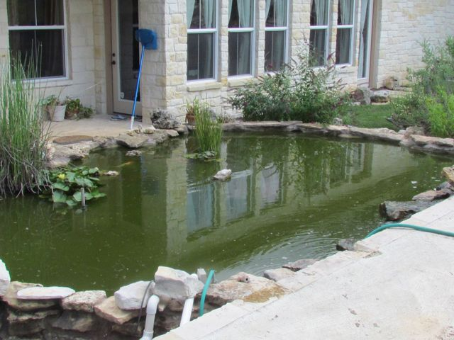Pond Cleaning Sevenoaks