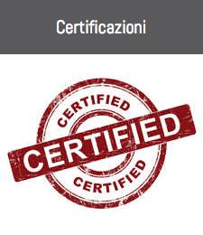 zincatura metalli certificata