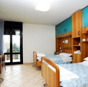 Casa di riposo camere doppie - Villa Canova