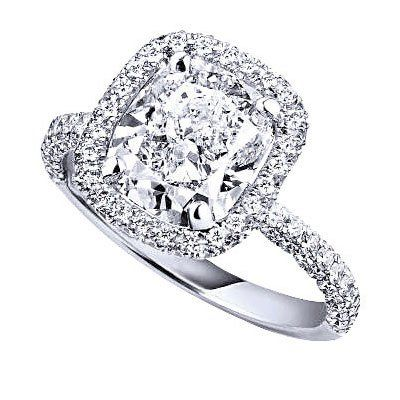 Custom Diamond Engagement Rings in Orland Park IL Creative
