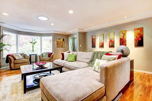 Indoor furniture reupholstering done in Cincinnati, OH